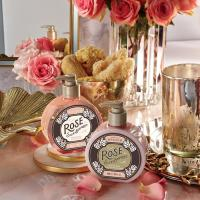 Passion & Beyond Rose Silk Bouquet Line
