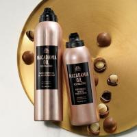 Veilment Macadamia Oil Revitalizing Foaming Shower Gel & Revitalizing Body Mousse